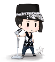 Dongho - Stop girl by akiko-paradise