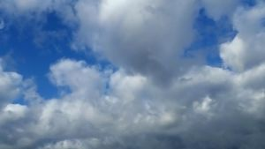Cloud Study 02 by DonnaMarie113