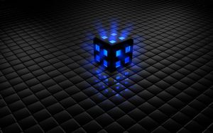 Glow Cube by ProllDoll