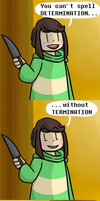 Termination by DrFrogPhD