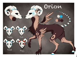 Orion by SpicyBrownieMix
