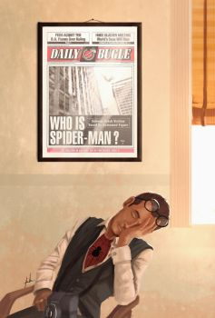 JJJ is going to see you now, mr. Parker by Johaunm