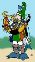 Link Overloaded by Luprand