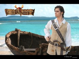 Will Turner by petrop92
