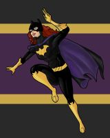 New 52 Batgirl by zclark