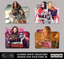 Random Movie Collection Folder Icon Pack Part 38 by Bl4CKSL4YER