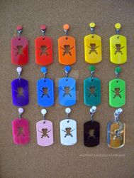 Man Overboard Dog Tags by chibi-shibby