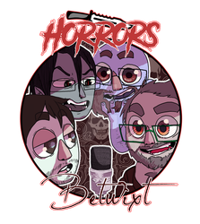 Horrors Betwixt Logo by FeathersofDarkness14