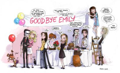 GND commission: Emily's party by Pika-la-Cynique