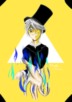 human bill cipher by Muni-gallery