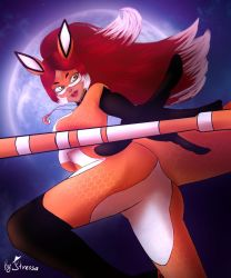 Rena Rouge by StressaSan