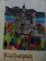 Neuschwanstein by BloodyXxBanshee