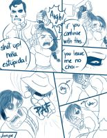 Coco [Main character AU] - Don't touch her [1/2] by Jorope99