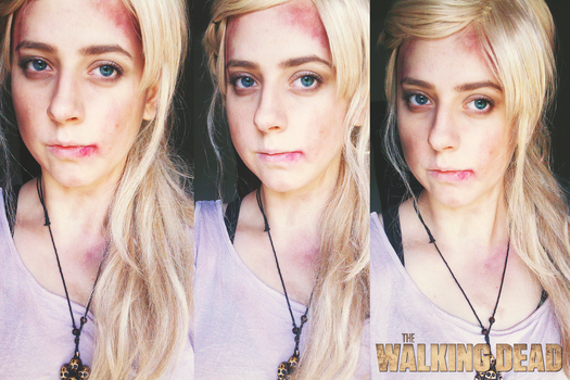 The Walking Dead Beth cosplay by kanamecosplay