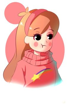 MABEL PINES MUST PROTEC by supetman