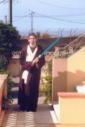 Cosplay Jedi by fisgas
