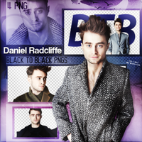 PNG Pack (143) Daniel Radcliffe by IremAkbas