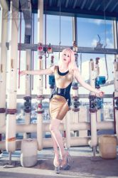 Cute industrial latex 02 by GuldorPhotography