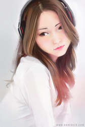 Pastel white - study by SourAcid
