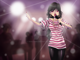 Camila in Concert by yesi-chan