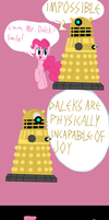 The Colt of Skaro: Just wanna see you smile. by Dalekolt