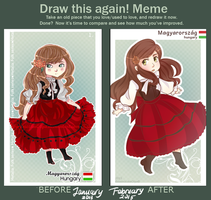 Draw this again meme 11 by KsiezniczkaOlya