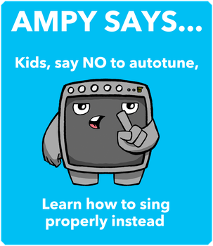 Ampy says... by RAWilco