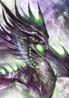 Storm by Dragolisco