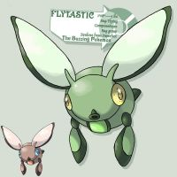 Flytastic C: by G-FauxPokemon