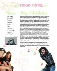 My Tokio Hotel Blog by Eva-Nina