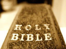 the bible by art-of-ermo