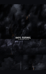 #28 Textures Pack - Haunt Me by Evey-V