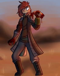 Cannibal of the Wastes by Goatlinqs-JPG
