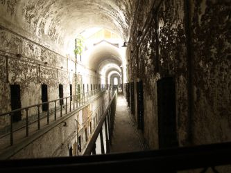 Eastern State Penitentiary 9 by Dracoart-Stock