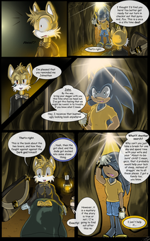 TMOM Issue 1 page 3 by Gigi-D