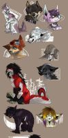 Commission Dump by ev-oo
