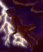 Electric Storm by ErinPtah
