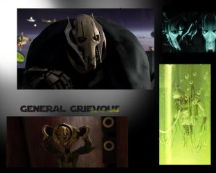 Genaral Grievous by MADBlacklord