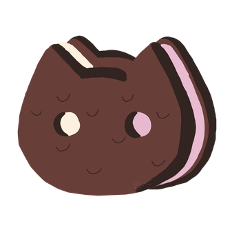 Cookie Cat by beginblue