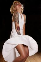 New age Marilyn by RavynPhotography