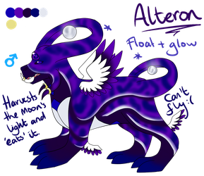 Starry Galaxy Surprise Hatchling by Alises-Adopts