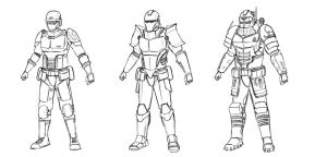Moar Carapace Armor by 531st