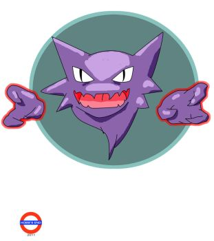 Haunter by HobbsEnd