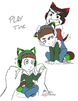 Play Time X3 by HiImThatGuy