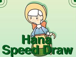 Hana Speed Draw [Harvest Moon: A New Beginning] by xVanyx