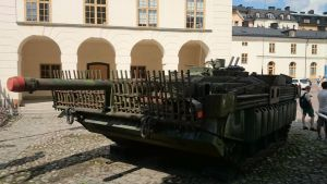 Stridsvagn 103 by EgonEagle