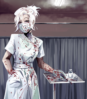 Nurse Mercy by unicostar