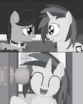 A Friendship is Born by herooftime1000