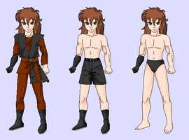 Anakin-  Wreck-It Ralph RP Fantasy outfits by Dinalfos5