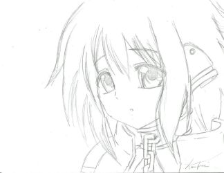 Ikaros from Heaven's Lost Property by Larry8Fraze
